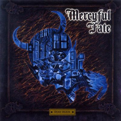 MERCYFUL FATE - Dead Again cover