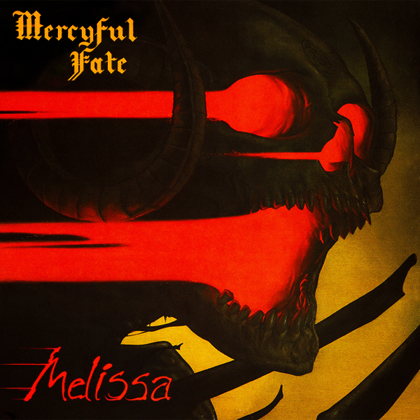 MERCYFUL FATE - Melissa cover