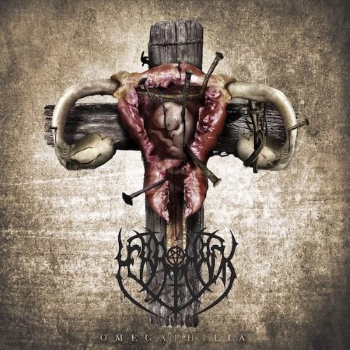 MERRIMACK - Omegaphilia cover