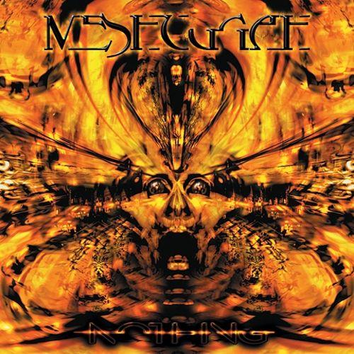 MESHUGGAH - Nothing cover