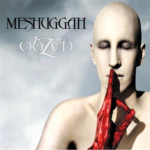 MESHUGGAH - obZen cover