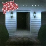 METAL CHURCH - The Dark cover