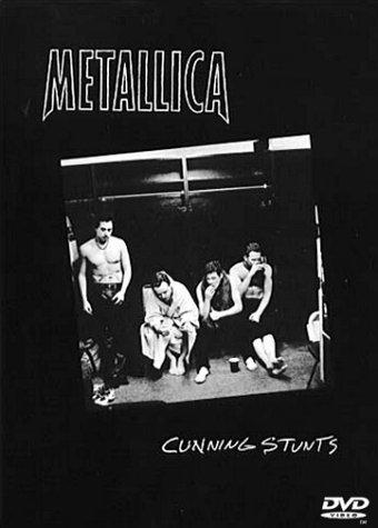 METALLICA - Cunning Stunts cover