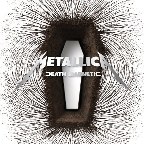 METALLICA - Death Magnetic cover