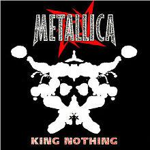 METALLICA - King Nothing cover