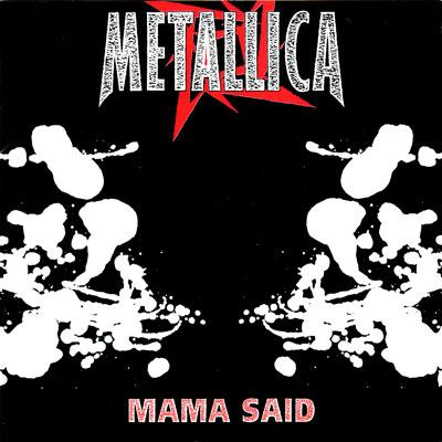 METALLICA - Mama Said cover