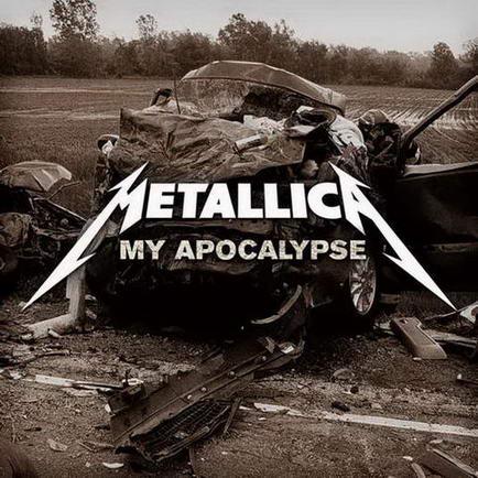 METALLICA - My Apocalypse cover