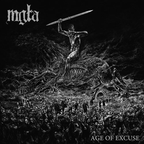 MGŁA - Age of Excuse cover