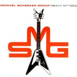 MICHAEL SCHENKER GROUP - Heavy Hitters cover