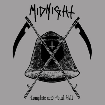 MIDNIGHT - Complete and Total Hell cover