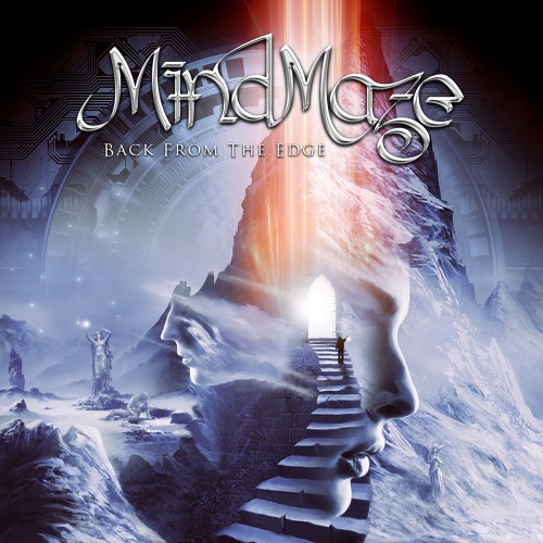 MINDMAZE - Back from the Edge cover