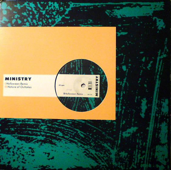 MINISTRY (Everyday Is) Halloween reviews and MP3