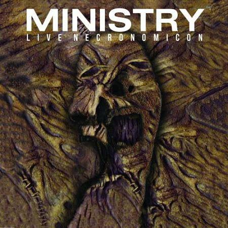 MINISTRY - Live Necronomicon cover