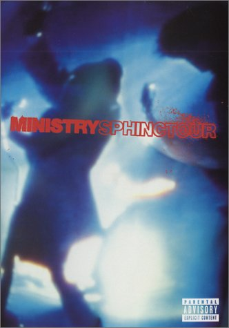 MINISTRY - Ministry - Sphinctour cover