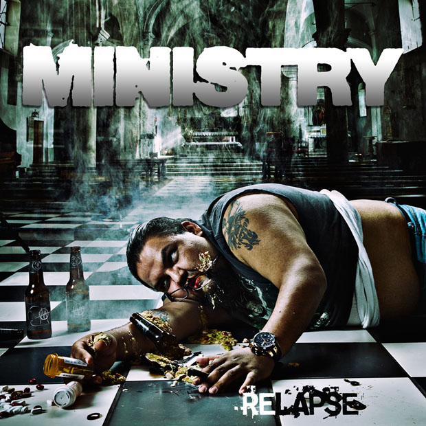 MINISTRY - Relapse cover