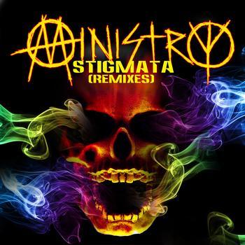 MINISTRY - Stigmata (Remixes) cover