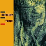 MINISTRY - Twitch cover