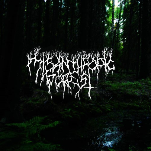 MISANTHROPIC FOREST - Demo 2017 cover