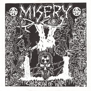 MISERY - Children Of War cover