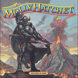 MOLLY HATCHET - Deed Is Done cover