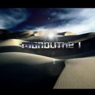 MONOLITHE - Monolithe I cover