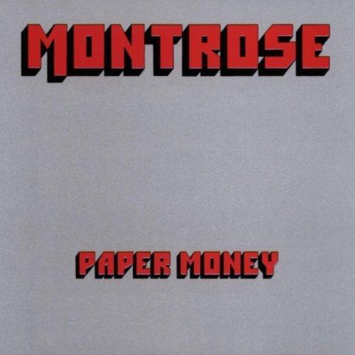 MONTROSE - Paper Money cover
