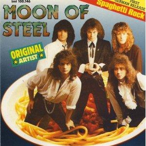 jeux: associations d'idée sur les pochettes - Page 39 Moon-of-steel-spaghetti-rock