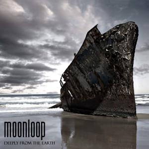 MOONLOOP - Deeply from the Earth cover