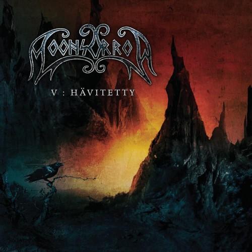 MOONSORROW - V: Hävitetty cover