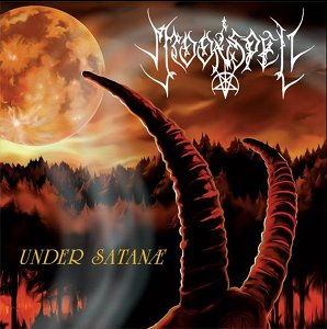 MOONSPELL - Under Satanæ cover