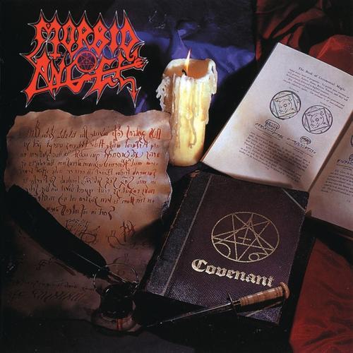MORBID ANGEL - Covenant cover