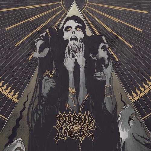 MORBID ANGEL - Nevermore cover