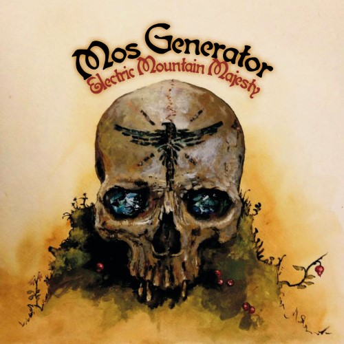MOS GENERATOR - Electric Mountain Majesty cover