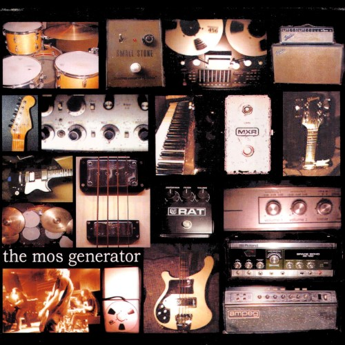 MOS GENERATOR - The Mos Generator cover