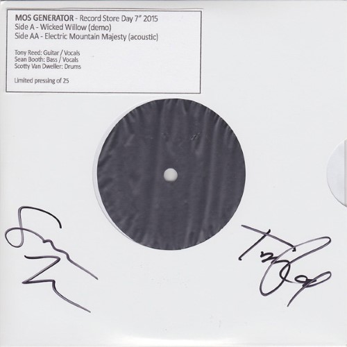 MOS GENERATOR - Record Store Day 7