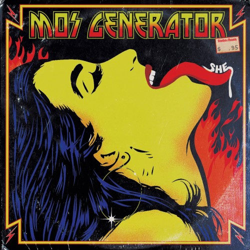MOS GENERATOR - She cover