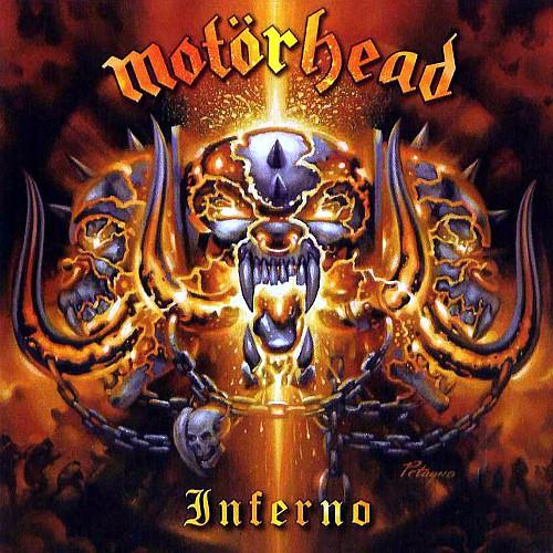 MOTÖRHEAD - Inferno cover