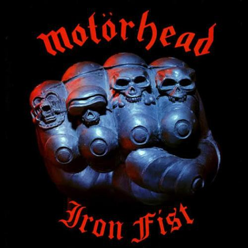 MOTÖRHEAD - Iron Fist cover