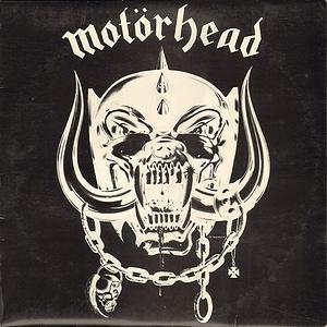 MOTÖRHEAD - Motörhead cover
