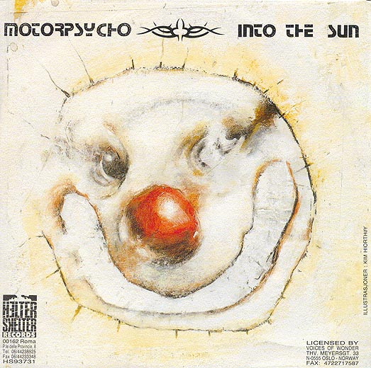 MOTORPSYCHO - Into The Sun / Surprise cover