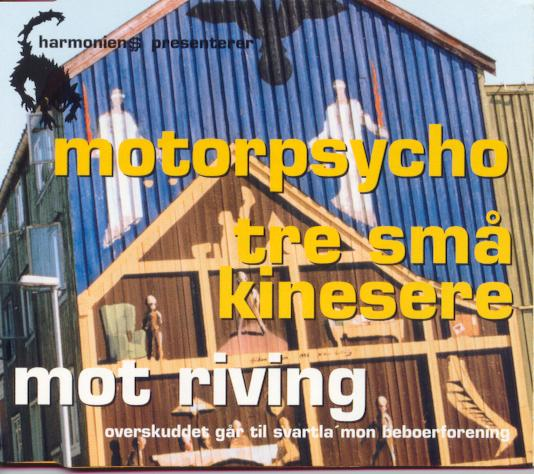 MOTORPSYCHO - Mot Riving cover