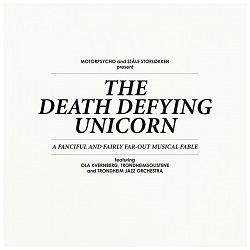 MOTORPSYCHO - The Death Defying Unicorn cover