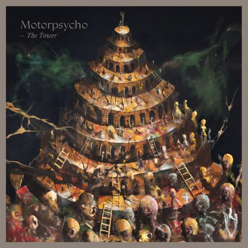MOTORPSYCHO - The Tower cover