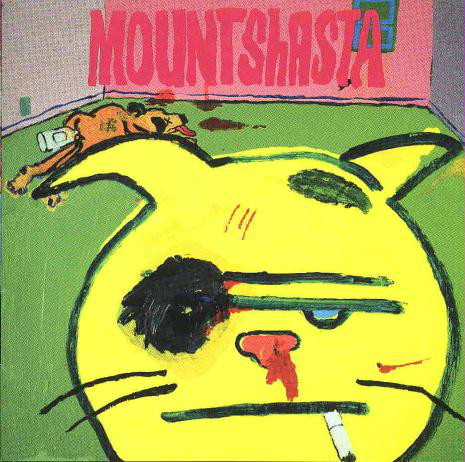 MOUNT SHASTA - Put The Creep On cover