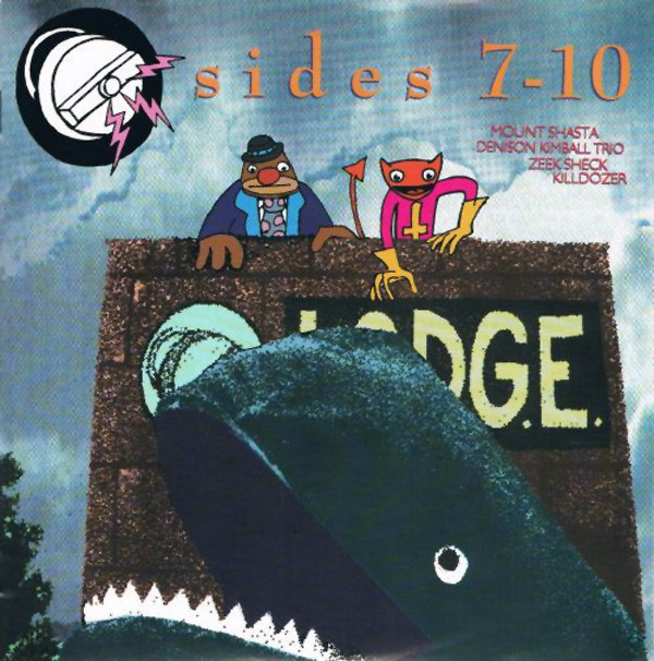 MOUNT SHASTA - Sides 7-10 cover