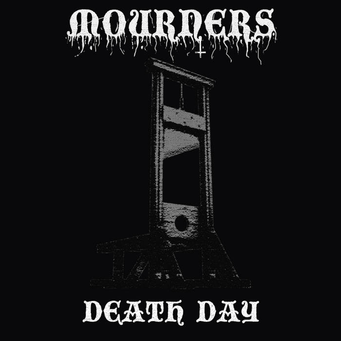MOURNERS - Death Day cover