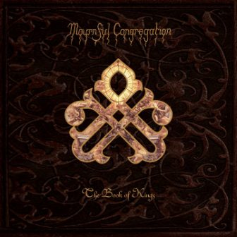 MOURNFUL CONGREGATION - The Book of Kings cover