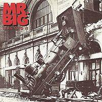 MR. BIG - Lean Into It cover
