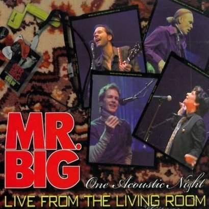 Mr big live from the living room reviews for Mr big live from the living room