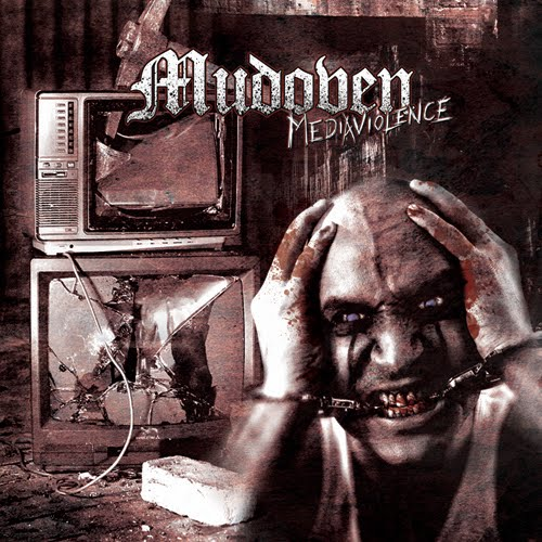 MUDOVEN - Mediaviolence cover